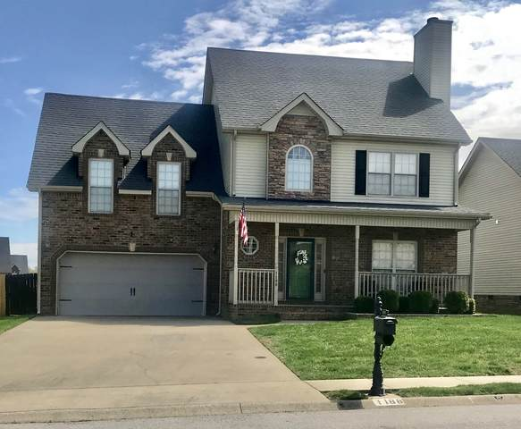 1188 Chinook Cir, Clarksville, TN 37042 (MLS #RTC2152383) :: The Kelton Group