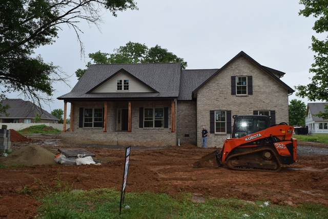 197 Bluegrass Road, Manchester, TN 37355 (MLS #RTC2152703) :: Village Real Estate