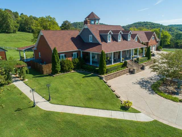 475 Dry Fork Creek Rd, Gallatin, TN 37066 (MLS #RTC2152878) :: Felts Partners