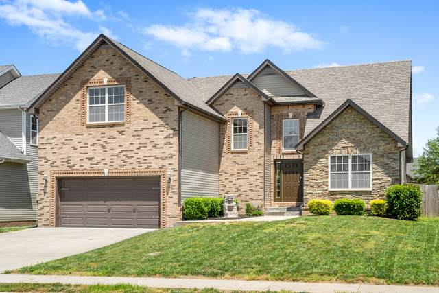 3353 Franklin Meadows Way, Clarksville, TN 37042 (MLS #RTC2152980) :: The Kelton Group