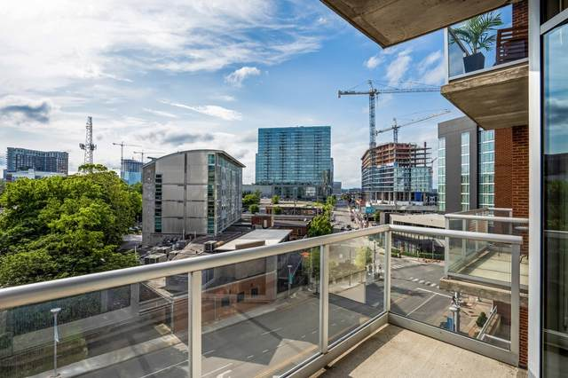 600 12th Ave S #626, Nashville, TN 37203 (MLS #RTC2153521) :: RE/MAX Homes And Estates