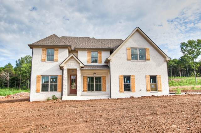 125 Seclusion Ct.- 15, Murfreesboro, TN 37129 (MLS #RTC2153741) :: Village Real Estate