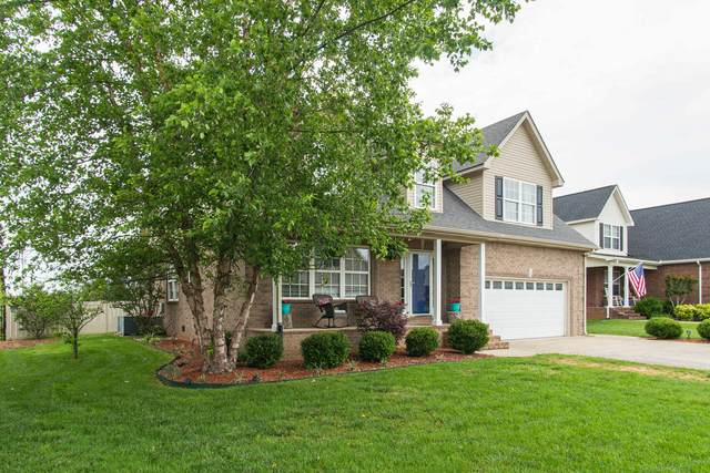 1334 Davy Crockett Dr, Murfreesboro, TN 37129 (MLS #RTC2153833) :: Village Real Estate