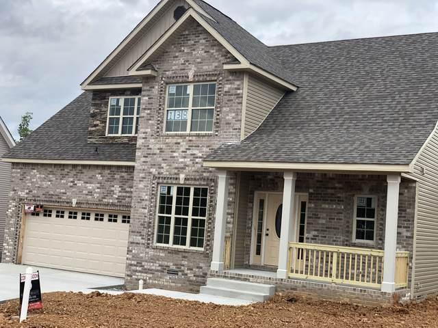 213 Penelope Drive, Clarksville, TN 37043 (MLS #RTC2153900) :: Stormberg Real Estate Group