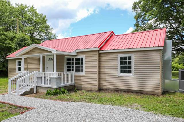 2474 Old Tullahoma Hwy, Manchester, TN 37355 (MLS #RTC2154256) :: Village Real Estate