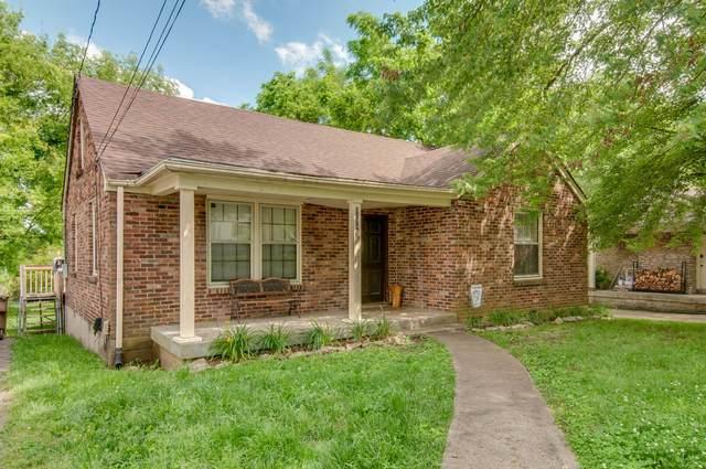 3724B Burrus St, Nashville, TN 37216 (MLS #RTC2154437) :: The Milam Group at Fridrich & Clark Realty