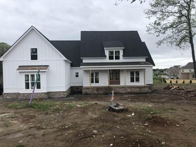 110 Seclusion Ct, Murfreesboro, TN 37129 (MLS #RTC2154499) :: Cory Real Estate Services