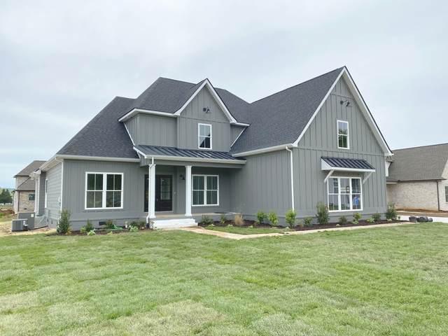220 Seclusion Ct, Murfreesboro, TN 37129 (MLS #RTC2154501) :: Cory Real Estate Services