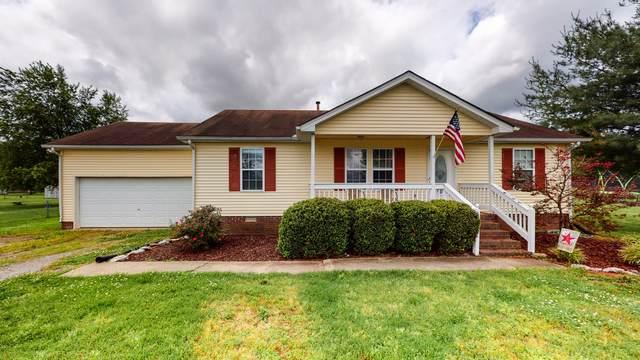 1821 Thompson Rd, Murfreesboro, TN 37128 (MLS #RTC2154566) :: Berkshire Hathaway HomeServices Woodmont Realty
