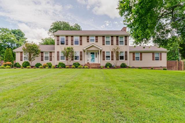 1412 Shoreside Dr, Hendersonville, TN 37075 (MLS #RTC2154719) :: Maples Realty and Auction Co.