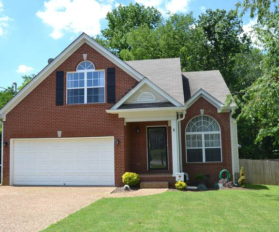 1418 Hilltop Dr, Mount Juliet, TN 37122 (MLS #RTC2154725) :: The Milam Group at Fridrich & Clark Realty