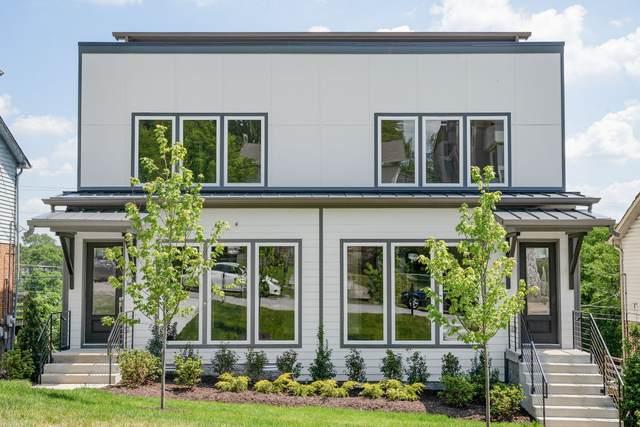 3317A Felicia St, Nashville, TN 37209 (MLS #RTC2155307) :: Ashley Claire Real Estate - Benchmark Realty
