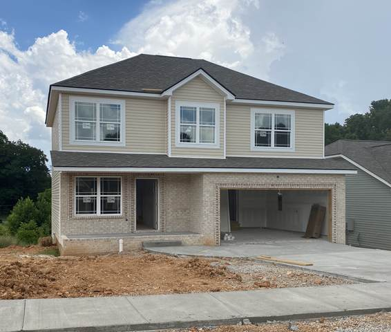1116 Berra Dr, Springfield, TN 37172 (MLS #RTC2155533) :: Five Doors Network