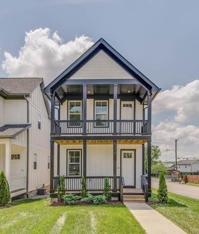 5315 Tennessee Ave, Nashville, TN 37209 (MLS #RTC2155907) :: Oak Street Group