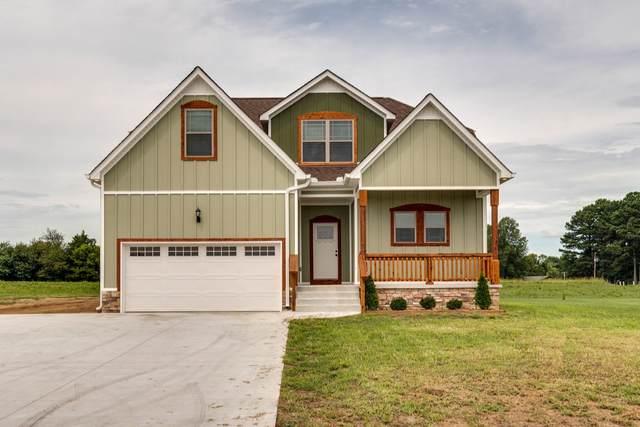 124 Pine Bluff Road, Winchester, TN 37398 (MLS #RTC2156389) :: The Kelton Group