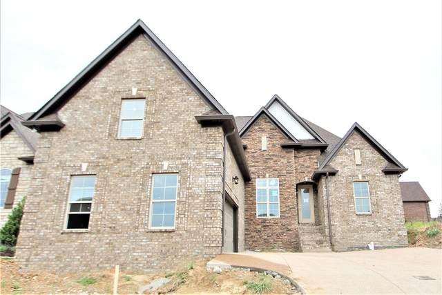 439 Whitley Way, Mount Juliet, TN 37122 (MLS #RTC2156500) :: Team Wilson Real Estate Partners