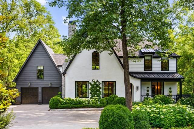 909 Glendale Ln, Nashville, TN 37204 (MLS #RTC2156535) :: Village Real Estate