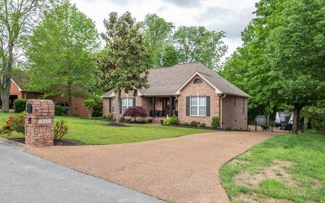 323 Bayhill Dr, Gallatin, TN 37066 (MLS #RTC2156844) :: Village Real Estate