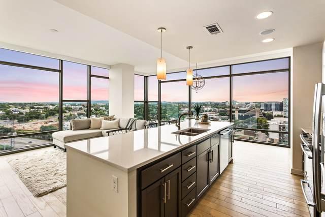 1212 Laurel St #1813 #1813, Nashville, TN 37203 (MLS #RTC2157194) :: Village Real Estate