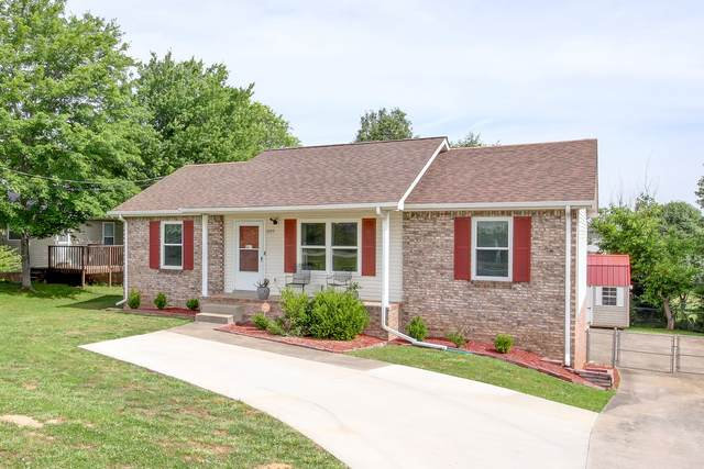 1059 Mcclardy Rd, Clarksville, TN 37042 (MLS #RTC2157538) :: Village Real Estate