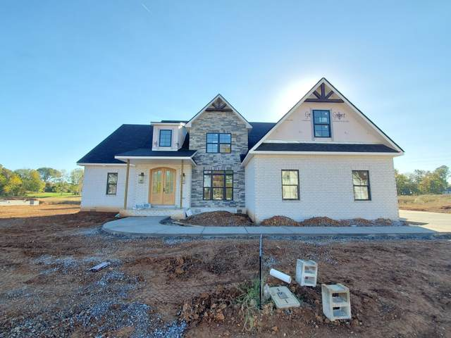 42 Copperstone, Clarksville, TN 37043 (MLS #RTC2157849) :: RE/MAX Homes And Estates