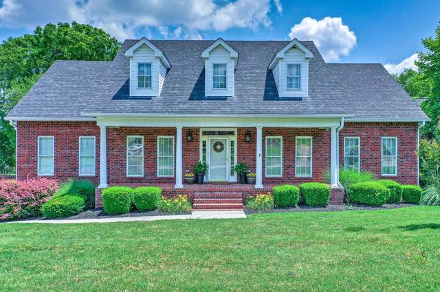 1509 Brookstone Cir, Mount Juliet, TN 37122 (MLS #RTC2158057) :: Village Real Estate