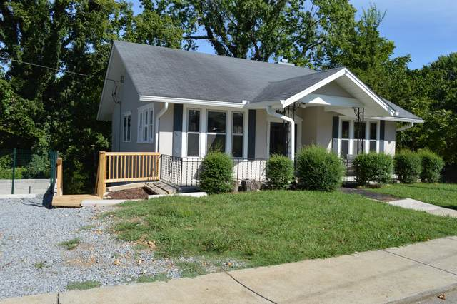 428 Center Ave, Dickson, TN 37055 (MLS #RTC2158307) :: The Milam Group at Fridrich & Clark Realty