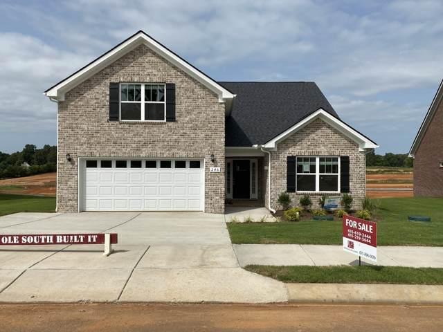 246 Edgefield Ct (Lot 87), Pleasant View, TN 37146 (MLS #RTC2158601) :: RE/MAX Homes And Estates