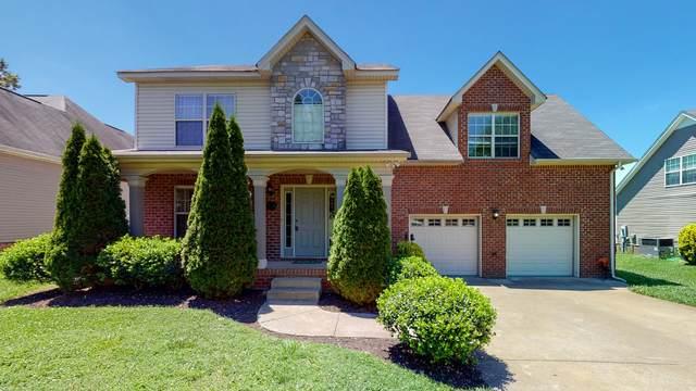 160 Josie Dr, Pleasant View, TN 37146 (MLS #RTC2159168) :: Village Real Estate
