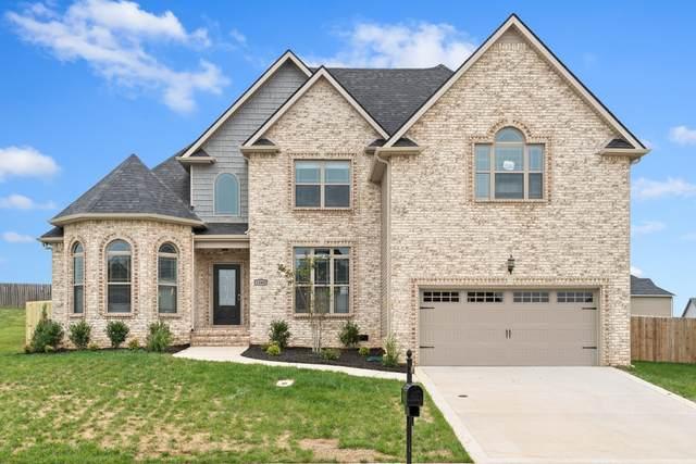718 Farmington, Clarksville, TN 37043 (MLS #RTC2159372) :: RE/MAX Homes And Estates