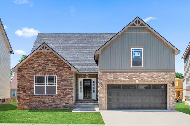 147 Locust Run, Clarksville, TN 37043 (MLS #RTC2159547) :: Village Real Estate