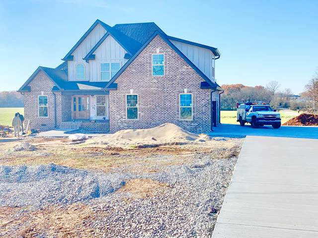 100 Autumn Cove, Bell Buckle, TN 37020 (MLS #RTC2160636) :: Village Real Estate