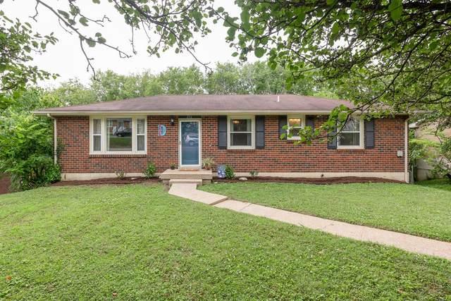 236 Bonnalynn Dr, Hermitage, TN 37076 (MLS #RTC2160934) :: Village Real Estate