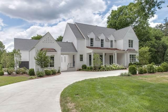 6124 Montcrest Dr, Nashville, TN 37215 (MLS #RTC2161252) :: Ashley Claire Real Estate - Benchmark Realty