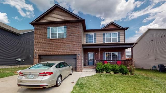 1225 Winterset Dr, Clarksville, TN 37040 (MLS #RTC2161970) :: Village Real Estate