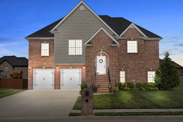 2533 Remington Trce, Clarksville, TN 37043 (MLS #RTC2162003) :: The Miles Team | Compass Tennesee, LLC