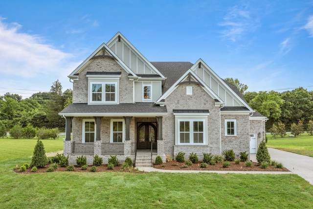 1863 Traditions Circle #83 #83, Brentwood, TN 37027 (MLS #RTC2162038) :: HALO Realty