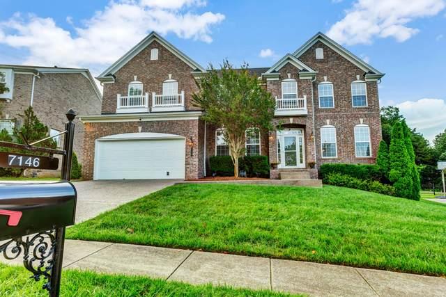 7146 Nolen Park Cir, Nolensville, TN 37135 (MLS #RTC2162174) :: The Helton Real Estate Group