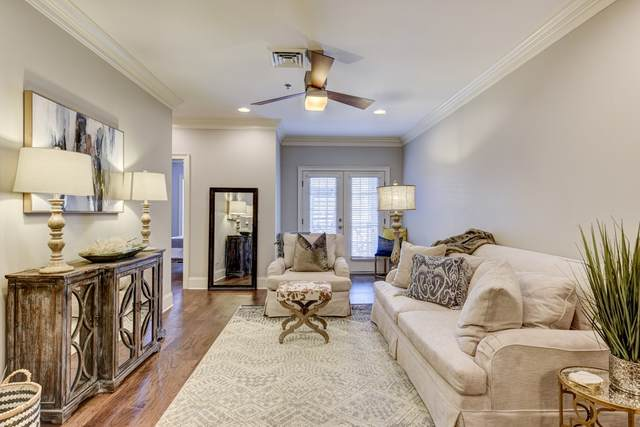 1010 16th Ave S #105, Nashville, TN 37212 (MLS #RTC2162500) :: John Jones Real Estate LLC
