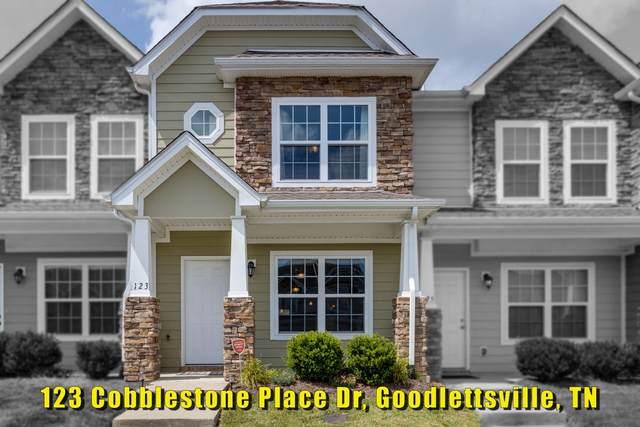 123 Cobblestone Place Dr, Goodlettsville, TN 37072 (MLS #RTC2162906) :: Hannah Price Team