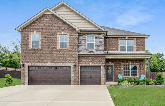 108 Overcrest Ct, Clarksville, TN 37043 (MLS #RTC2163130) :: The Miles Team | Compass Tennesee, LLC