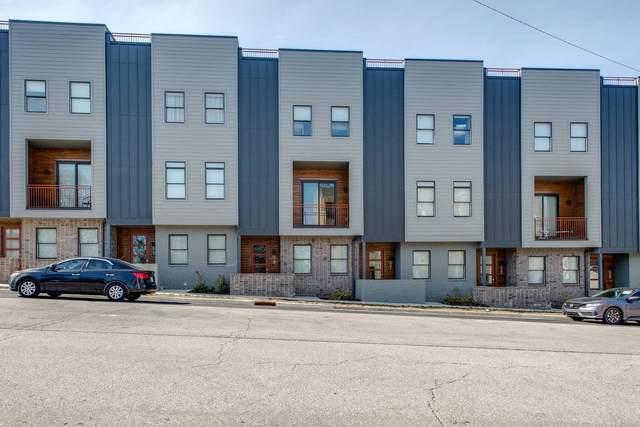 619 27th Ave N #10, Nashville, TN 37209 (MLS #RTC2163473) :: FYKES Realty Group