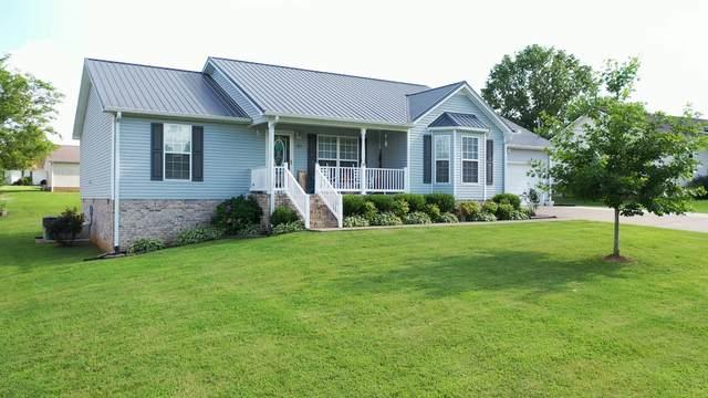 103 Wisteria Cir, Bell Buckle, TN 37020 (MLS #RTC2163869) :: Village Real Estate