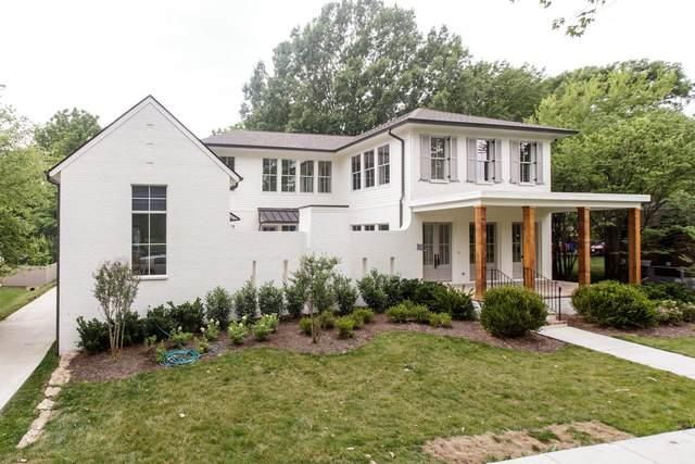 915 Glendale Ln, Nashville, TN 37204 (MLS #RTC2164138) :: Ashley Claire Real Estate - Benchmark Realty