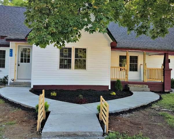 107 N West St, Decherd, TN 37324 (MLS #RTC2164253) :: John Jones Real Estate LLC