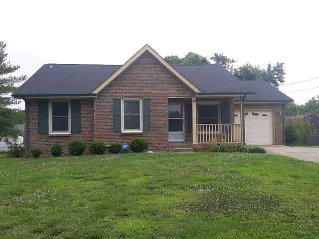237 Marshall Dr, Clarksville, TN 37042 (MLS #RTC2164773) :: Nashville on the Move