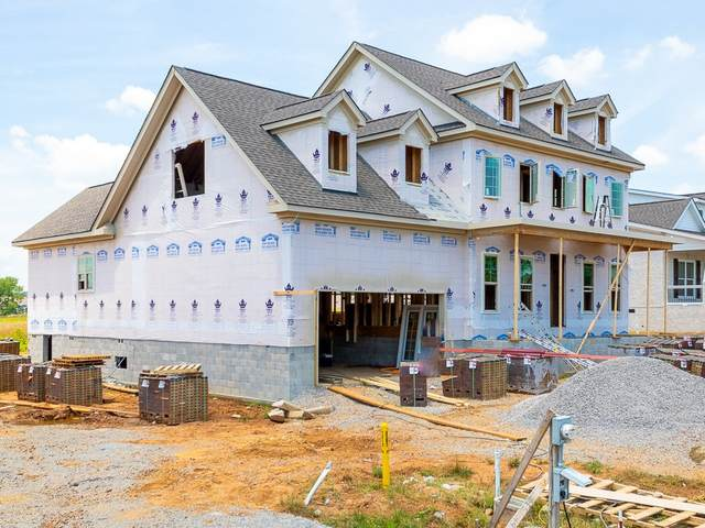 9024 Safe Haven Place Lot 533, Spring Hill, TN 37174 (MLS #RTC2165266) :: Nashville on the Move