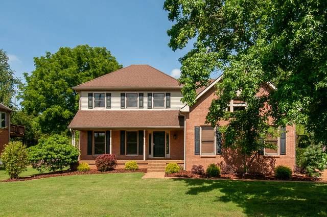 2025 Woodcrest Cir, Mount Juliet, TN 37122 (MLS #RTC2165523) :: Village Real Estate