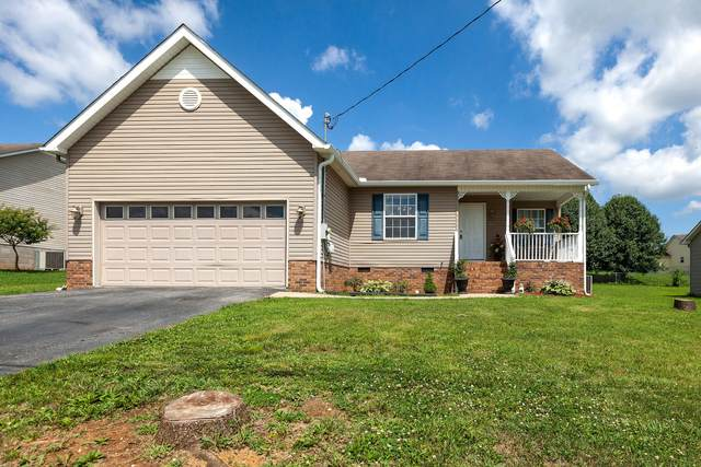 1009 Creekview Dr, Columbia, TN 38401 (MLS #RTC2166048) :: DeSelms Real Estate