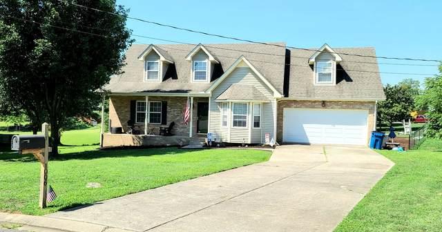 1006 Brass Oak Ct, La Vergne, TN 37086 (MLS #RTC2166263) :: Village Real Estate